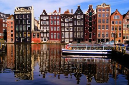 Trường đại học hàng đầu thế giới University of Amsterdam