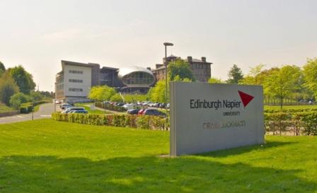 Edinburgh Napier University – Trường đại học hiện đại nhất tại Scotland